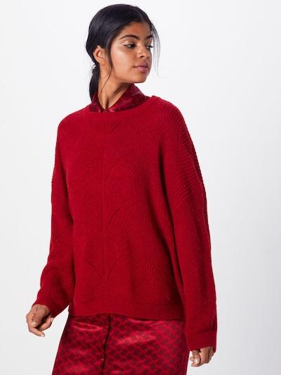 DRYKORN Pullover 'NOLIMA' in rot, Modelansicht