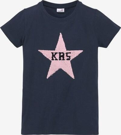 KangaROOS Shirt in marine, Produktansicht
