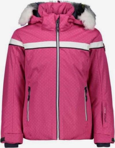 CMP Jacke ' Snaps Hood' in pink, Produktansicht