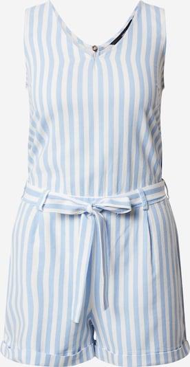 VERO MODA Kombinezon 'VMHELENMILO' w kolorze niebieski / białym, Podgląd produktu
