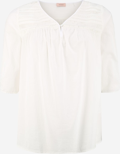 TRIANGLE Blouse in white, Item view
