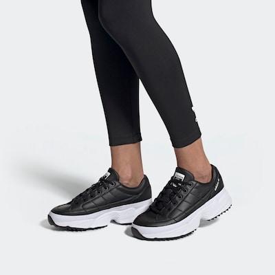 ADIDAS ORIGINALS Sneakers laag 'KIELLOR W' in de kleur Zwart / Wit: Vooraanzicht