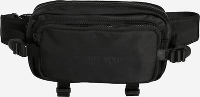 ABOUT YOU Gürteltasche in grau / schwarz, Produktansicht