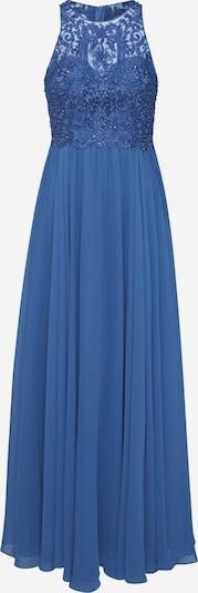 Laona Abendkleid in rauchblau, Produktansicht