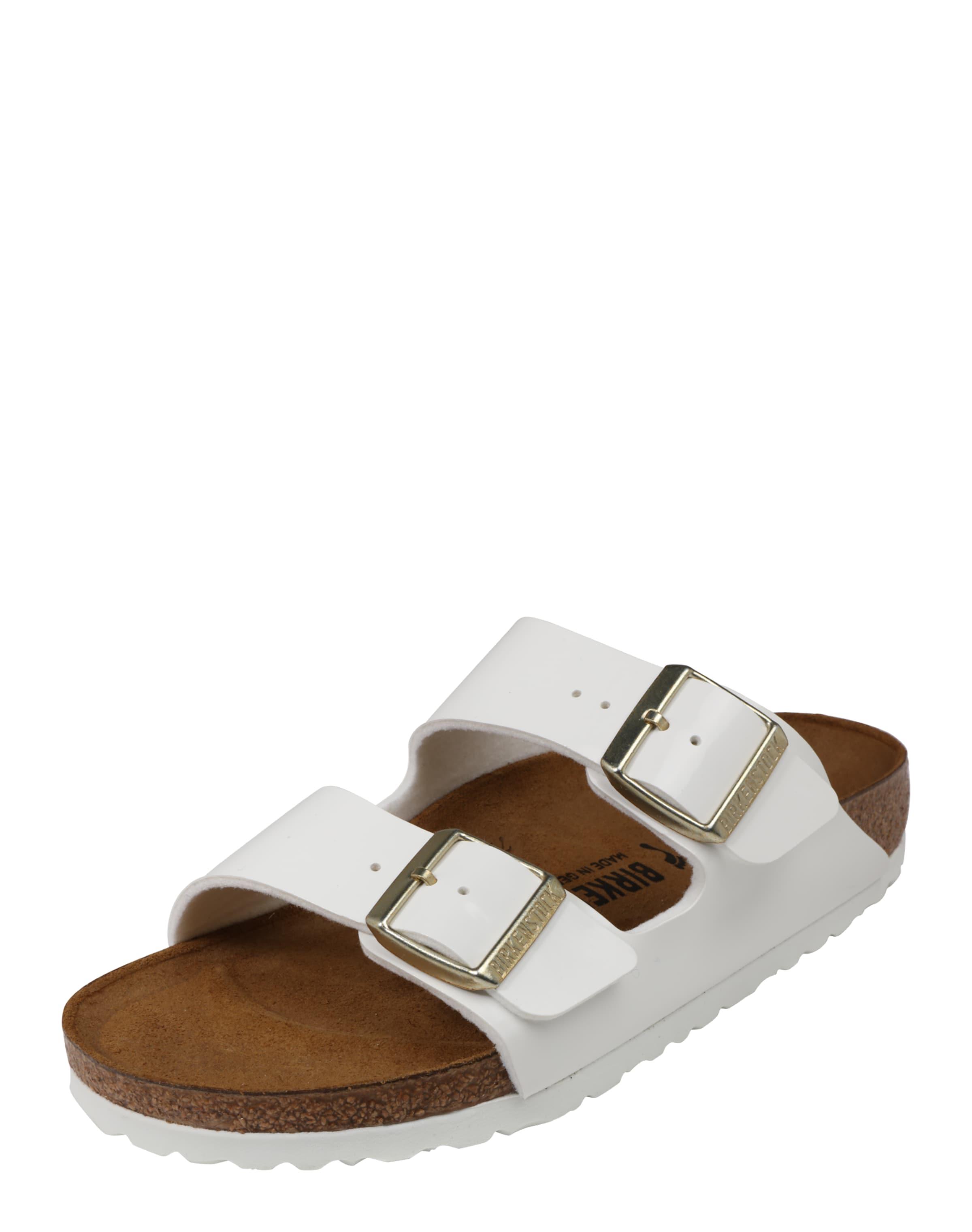 BIRKENSTOCK Arizona Pantolette schmal Verschleißfeste billige Schuhe
