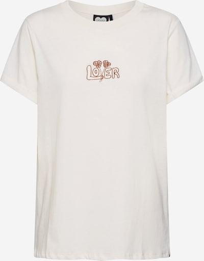 CATWALK JUNKIE Shirt 'TS Lover' in weiß, Produktansicht
