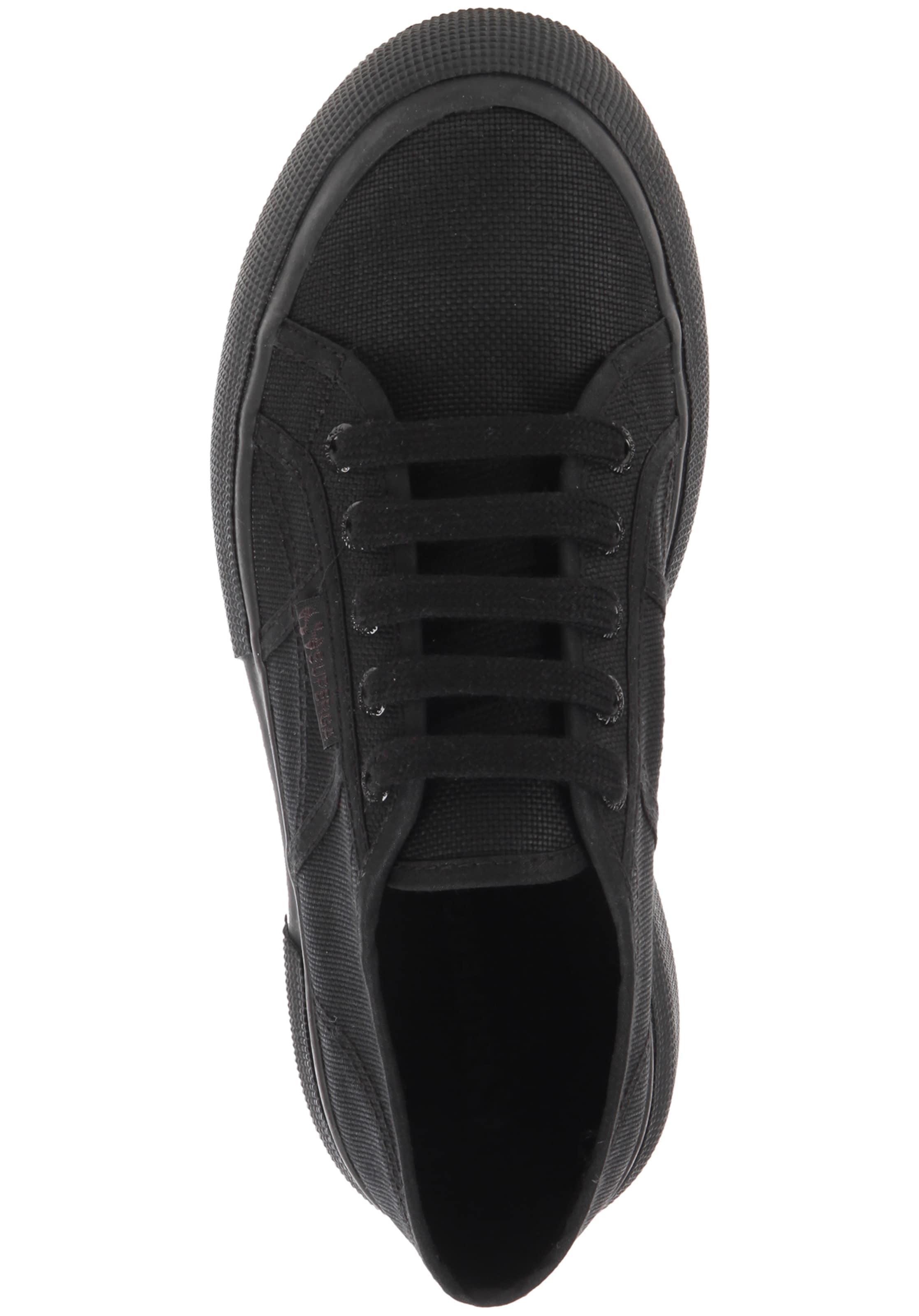 Superga Sneaker Schwarz Sneaker In 'cotu' Superga 'cotu' 80wNmn