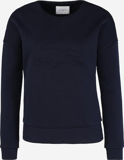 Lacoste Sport Sportief sweatshirt in de kleur Marine, Productweergave