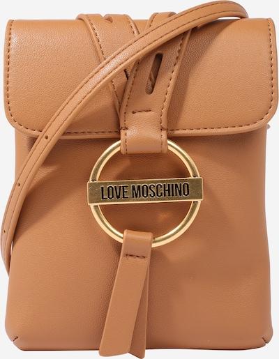Love Moschino Umhängetasche 'Borsa' in hellbeige / gold, Produktansicht