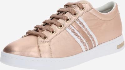 GEOX Sneaker 'D JAYSEN' in gold / rosé, Produktansicht