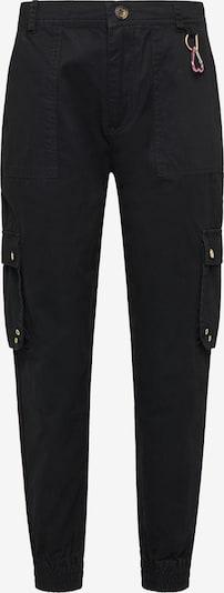 MYMO Cargohose in schwarz, Produktansicht
