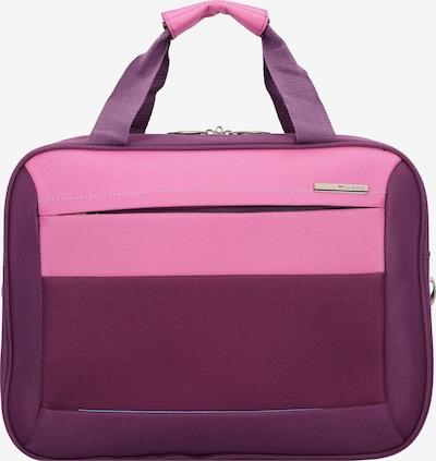 Gabol Travel Bag 'Reims' in Purple / Berry / Pink, Item view