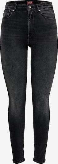 ONLY Jeans 'onlGOSH HIGHWAIST SK ANK BB PJ' in de kleur Black denim, Productweergave
