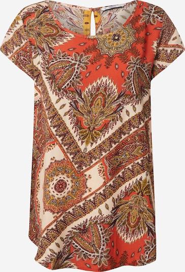 ONLY Shirt 'NOVA' in de kleur Beige, Productweergave