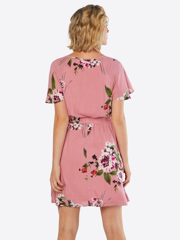 D'été 'birdo' Rose Robe Vila En Y6Ifgyb7v