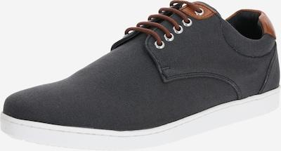 ABOUT YOU Schnürschuh 'Matteo' in braun / grau / schwarz, Produktansicht