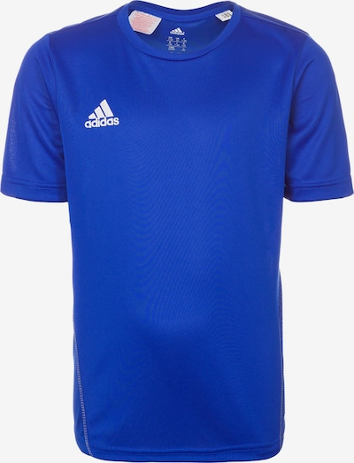 ADIDAS PERFORMANCE Trainingsshirt 'Core 15' in blau, Produktansicht