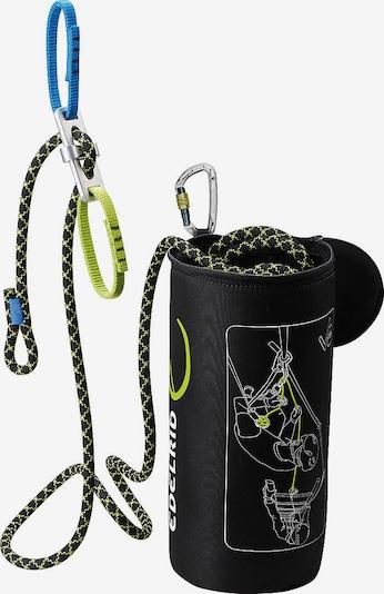 Edelrid Outdoor Equipment 'Via Ferrata Belay' in Black, Item view