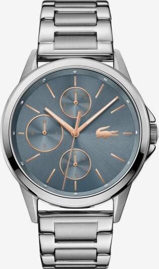 LACOSTE Uhr in taubenblau / silber, Produktansicht