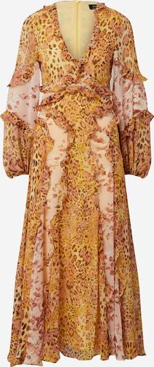 Bardot Dress in Yellow, Item view