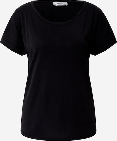MOSS COPENHAGEN Shirt 'Fenya Modal Tee' in schwarz, Produktansicht
