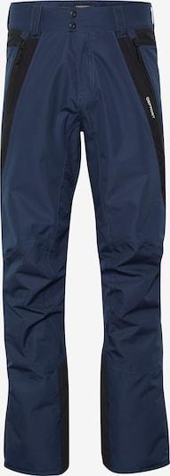 sötétkék CHIEMSEE Kültéri nadrágok, Termék nézet