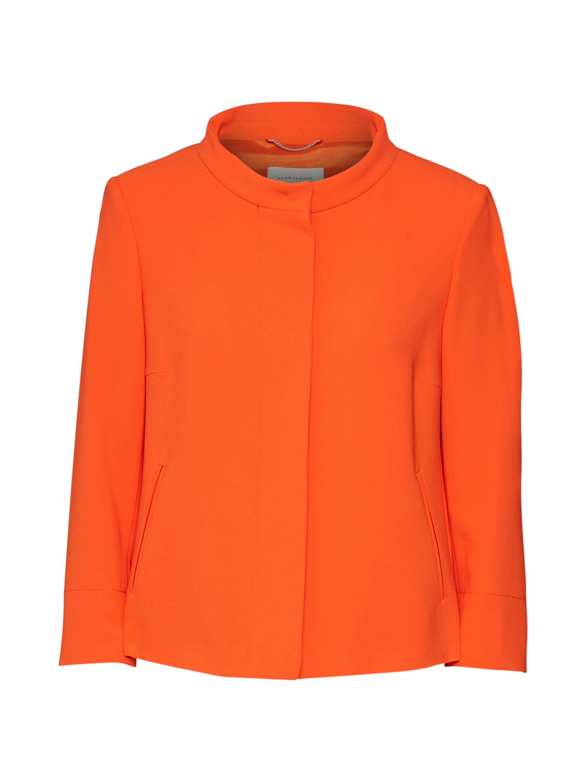 En Blazer Orange René Lezard wP80nOk