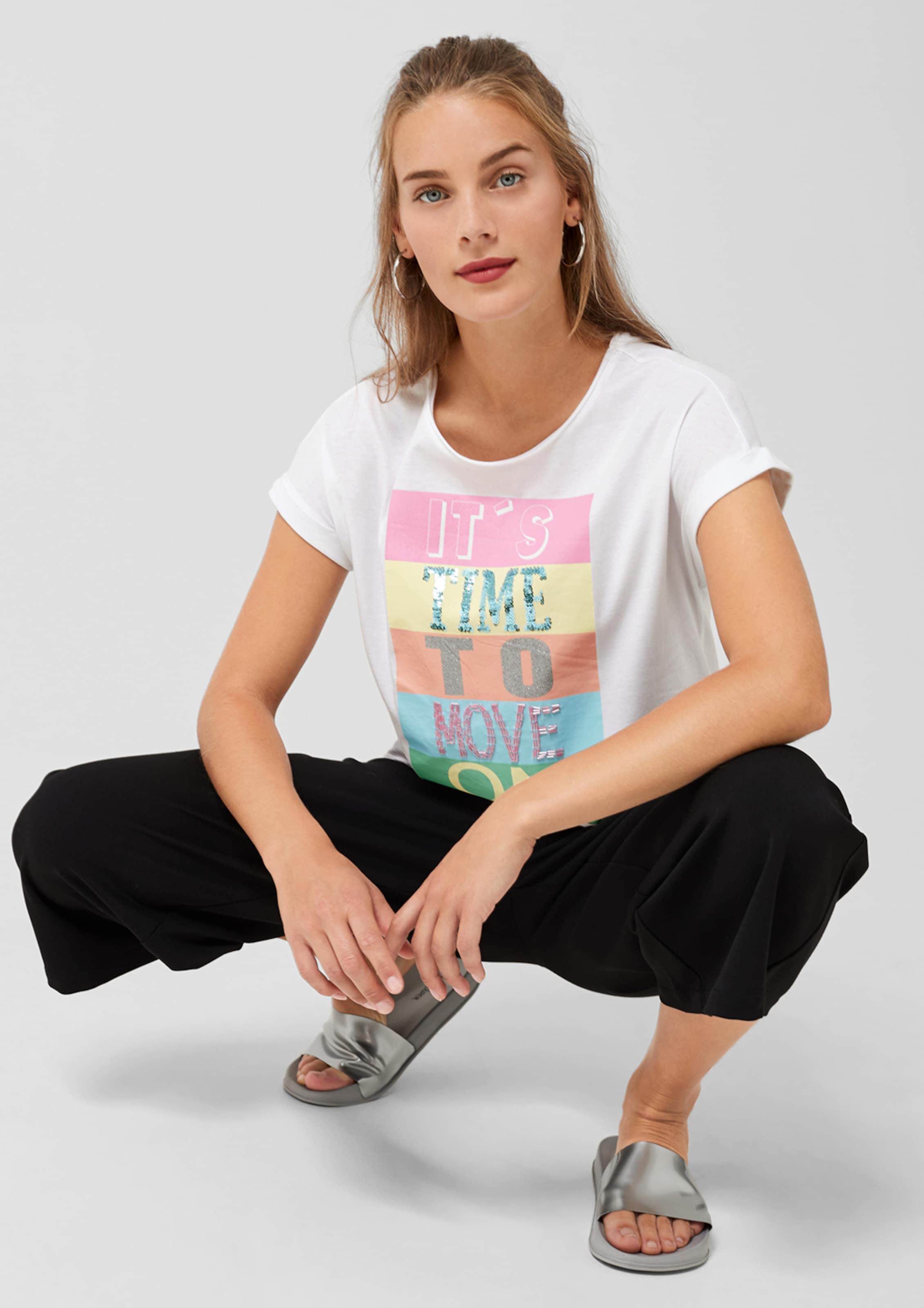 s MischfarbenOffwhite In By Shirt Q Designed clFK1J