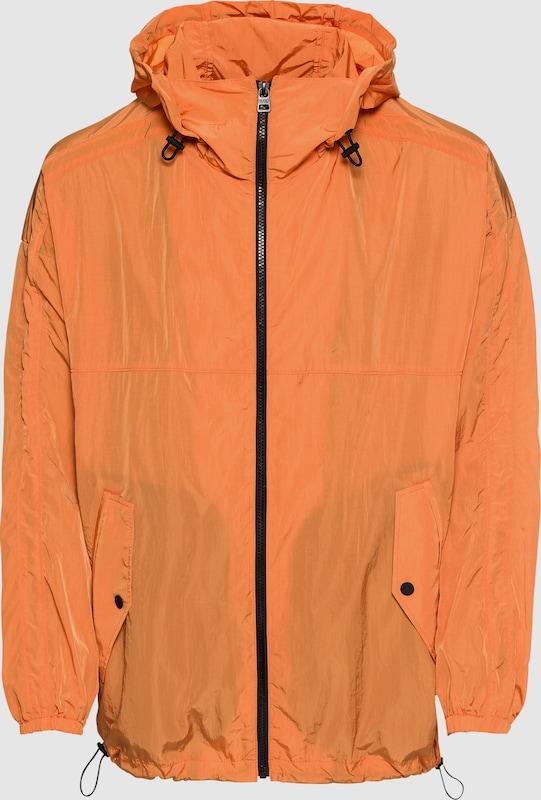 HUGO Jacke 'Brimo' in Orange  Große Preissenkung