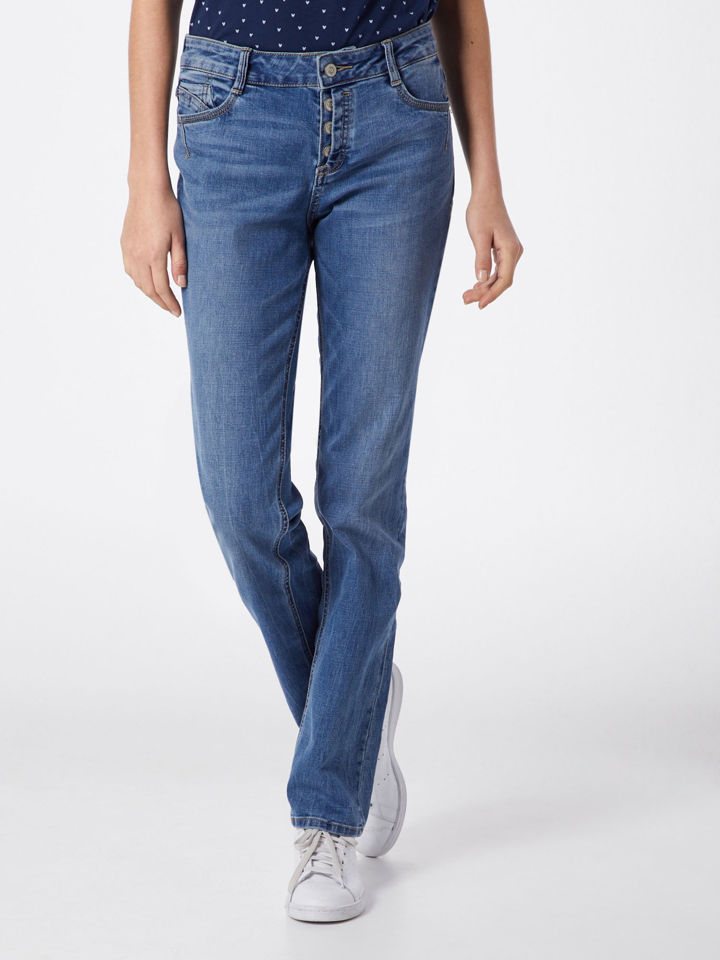 Jeans S 'smart Straight' In Blue Denim oliver hdxtsrCQ