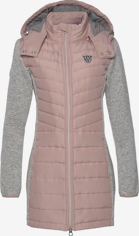 KangaROOS Between-Season Jacket in Grey