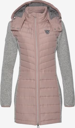 KangaROOS Langjacke in grau / rosa, Produktansicht