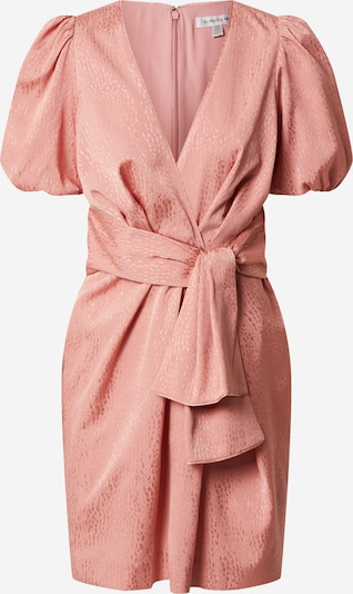 Forever New Jurk 'Ellie Jacquard Mini Dress' in de kleur Rosa, Productweergave
