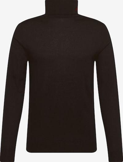 HUGO Trui 'Serno' in de kleur Zwart, Productweergave