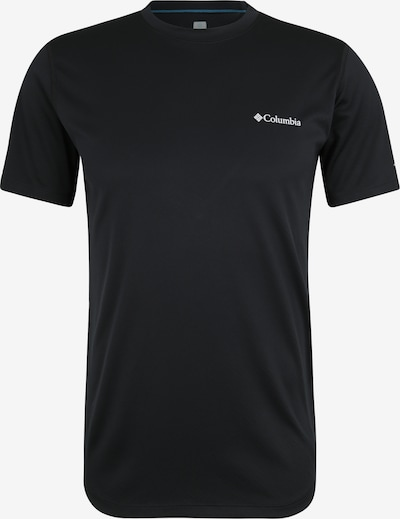COLUMBIA Camiseta funcional 'Zero Rules' en negro, Vista del producto