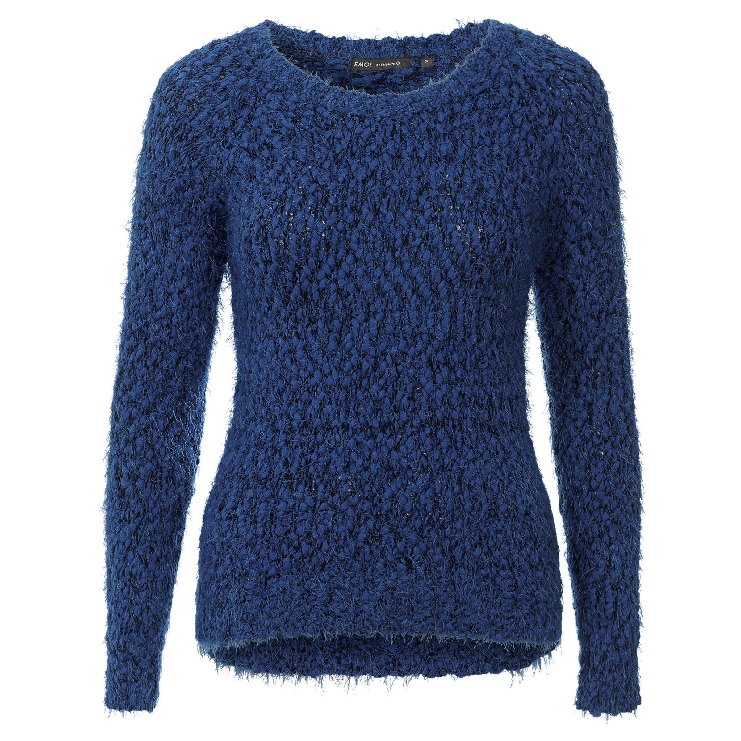 Emoi In In Blau Pullover Emoi Pullover wlkZuXOPTi