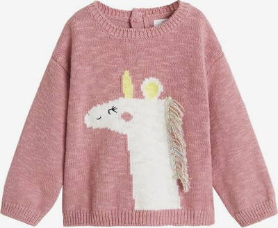 MANGO KIDS Pullover 'pony' in pink, Produktansicht