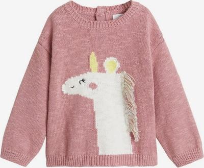 Pulover 'pony' MANGO KIDS pe roz, Vizualizare produs
