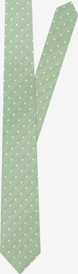 Jacques Britt Krawatte in hellgrün, Produktansicht