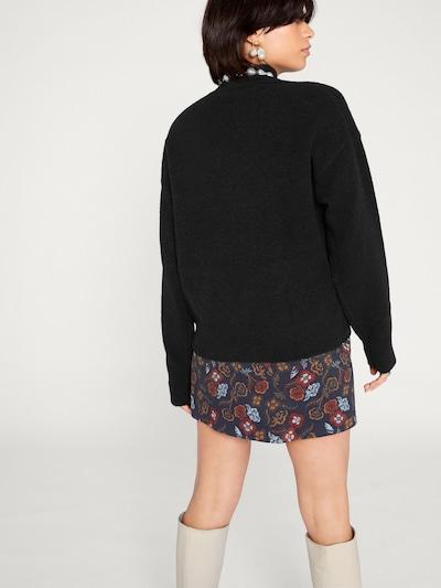 EDITED Sweter 'Kiana' w kolorze granatowym: Widok od tyłu