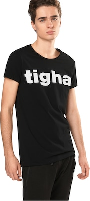Tigha T-Shirt 'LOGO MSN'