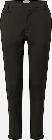 Les Deux Trousers 'Como Herringbone' in Dark green, Item view