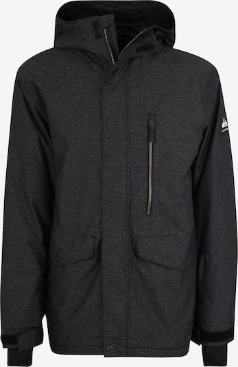 QUIKSILVER Kurtka outdoor 'MISSION JK M SNJT' w kolorze czarnym, Podgląd produktu