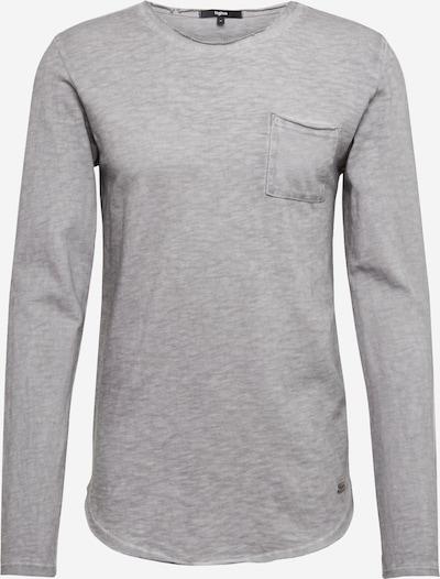 tigha Shirt 'Chibs P.' in de kleur Grijs, Productweergave