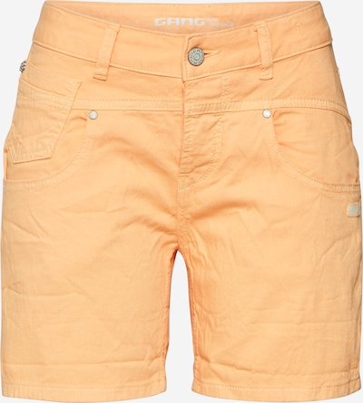 Gang Shorts 'BO' in orange, Produktansicht