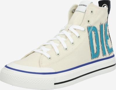 DIESEL Augstie apavi 'Astico' zils / gandrīz balts, Preces skats