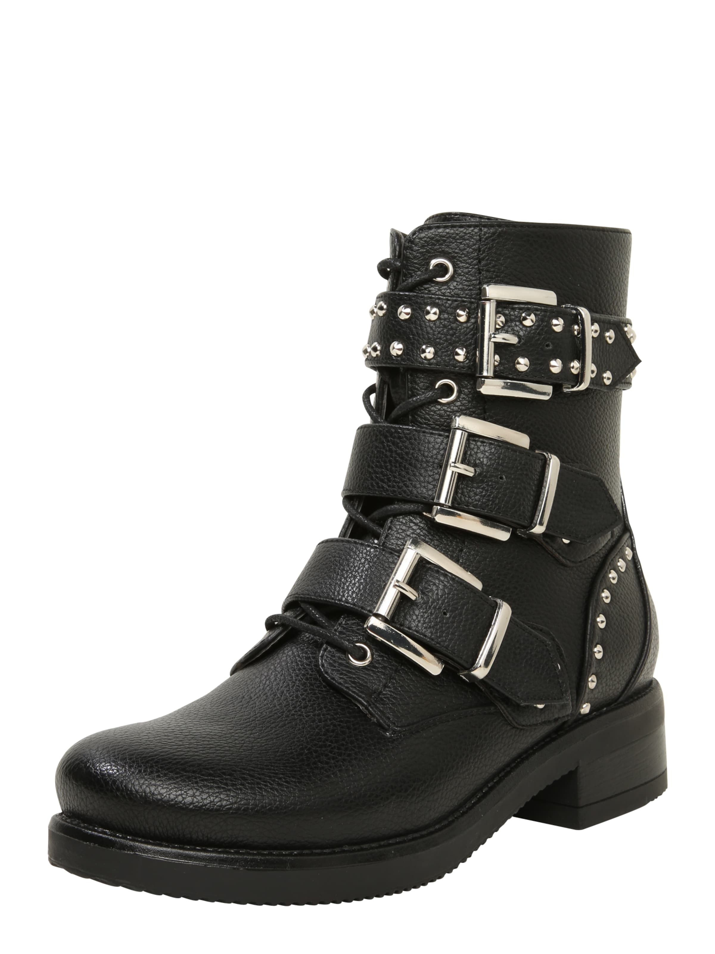 'fatma' Noir En You Lacets About À Bottines hxQrtsCd