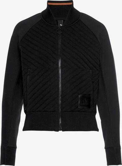 ADIDAS PERFORMANCE Sweatjacke 'VRCT' in schwarz, Produktansicht