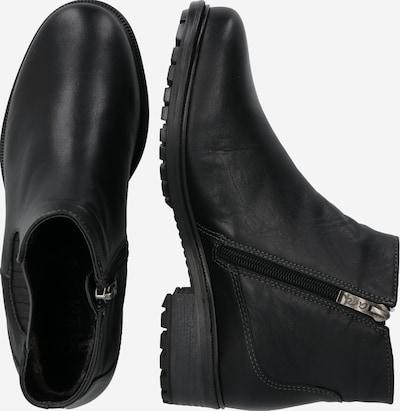 ARA Stiefeletten 'KANSAS' in schwarz: Seitenansicht