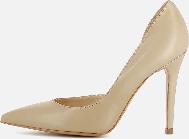 EVITA Pumps halboffen Verschleißfeste billige Schuhe